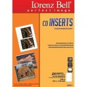 CD Inserts - 25 Capas