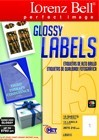 Glossy Labels