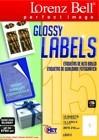 Etiquetas Glossy