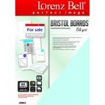 Bristol Boards 250 g/m2 A3 - 5 Cores sortidas
