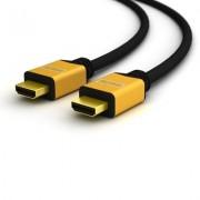 HDMI – Macho/Macho con Ethernet 3 mt