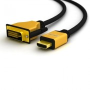 HDMI to DVI-D - 1.8 mt