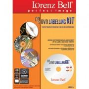 CD&DVD Labelling Kit - 24 Etiquetas