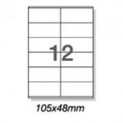 Lorenz bell labels 105 x 48 mm 100 sheets lorenz bell information request lb3424 1 template lorenz bell reheart Images