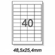 Lorenz bell labels 485 x 254 mm 25 sheets lorenz bell information request lb4780 2 template lorenz bell reheart Images