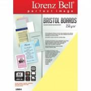 Bristol Boards 250 g/m2 A4 - Amarela