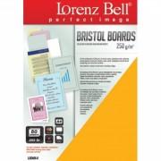 Bristol Boards 250 g/m2 A4 - Cor-de-laranja