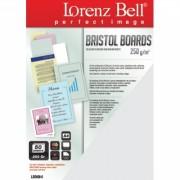 Bristol Boards 250 g/m2 A4 - Cinzenta